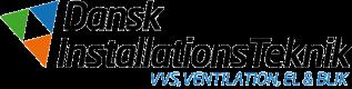 Dansk Installation Teknik Logo