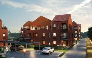 42 boliger i Koldinghave